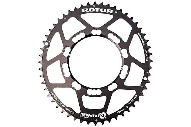 Rotor Q-Rings 110x5 BCD - Outer Non-Aero 53 tooth