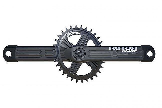 Rotor INpower MTB Direct Mount Crankset 165mm - Direct Mount (No Chainrings)