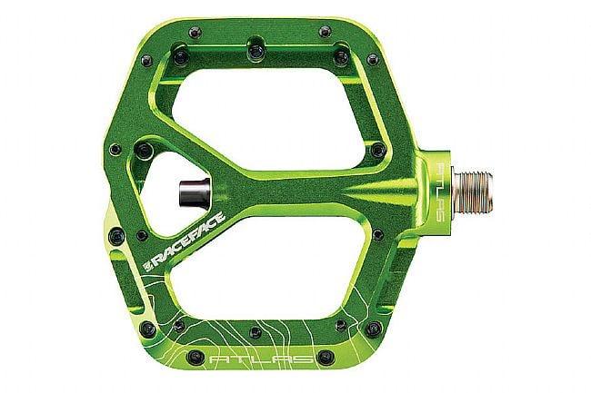 Race Face Atlas Pedals Green