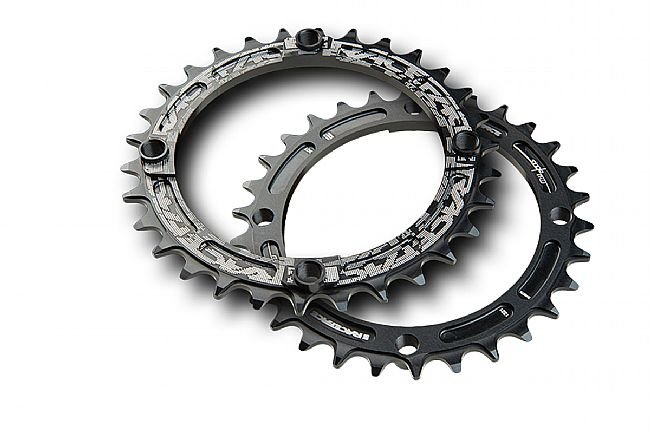 Race Face 104mm N/W Chainring 10-12 speed 30 Tooth, Black