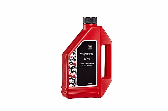 RockShox Suspension Oil 15wt, 1-Liter