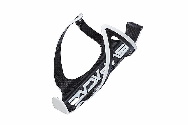 Supacaz Carbon Fly Cage White