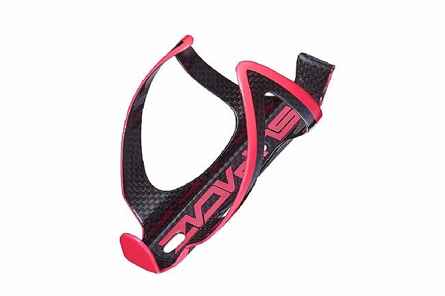 Supacaz Carbon Fly Cage Neon Pink