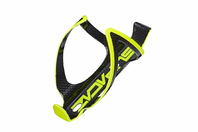 Supacaz Carbon Fly Cage Neon Yellow