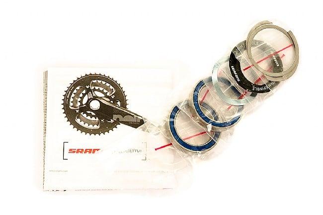 SRAM Truvativ BB30/BBright Bottom Bracket Assembly SRAM Truvativ BB30 Bottom Bracket Assembly