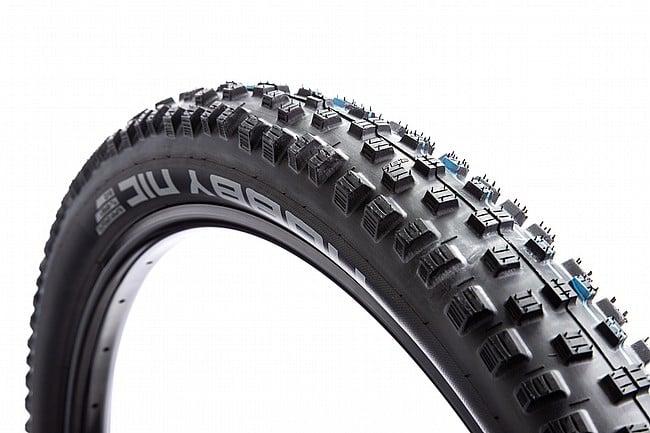 Schwalbe NOBBY NIC Super Ground 27.5 Inch MTB Tire 27.5 x 2.35 - Black