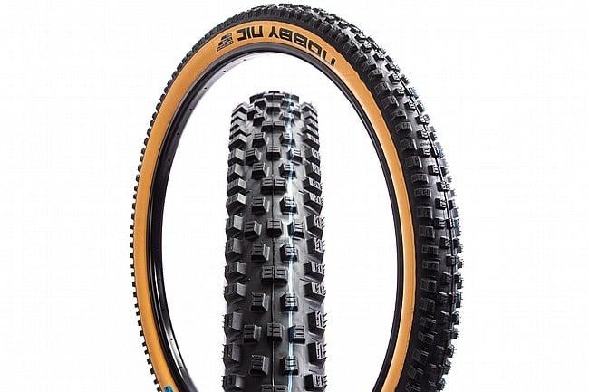 Schwalbe NOBBY NIC Super Ground 27.5 Inch MTB Tire 27.5 x 2.35 - Tan Wall