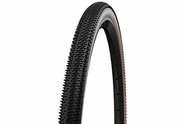 Schwalbe G-One R 700c Gravel Tire Classic Tanwall