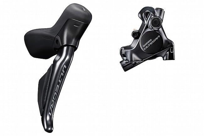 Shimano Ultegra ST-R8170 Di2 Shifter W/ BR-R8170 Caliper Right/Rear