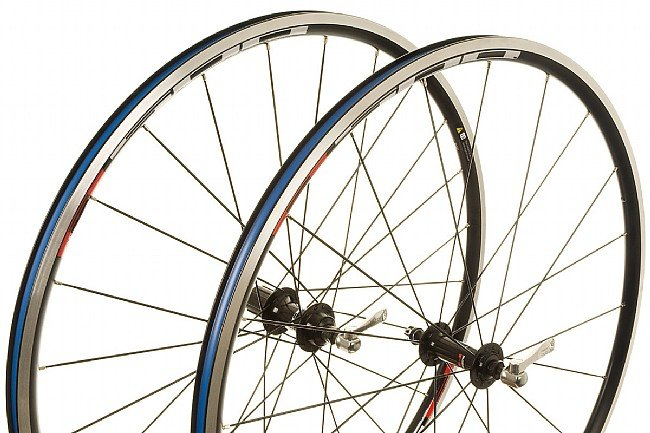 Shimano WH-R501 Clincher Wheelset Shimano WH-R501 Clincher Wheelset