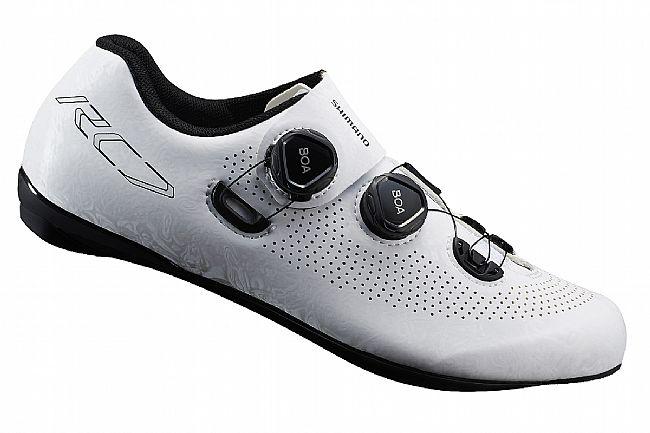 Shimano RC701 Road Shoe White