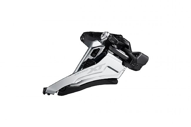Shimano XT FD-8100 Front Derailleur Side Swing, Band Clamp