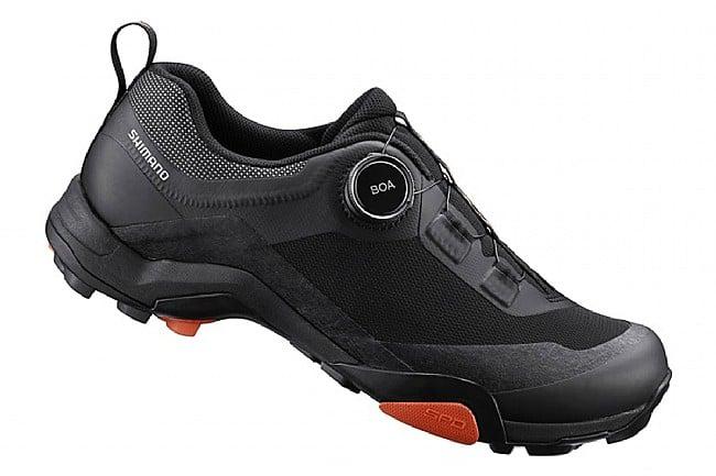 Shimano Mens SH-MT701 MTB Shoe Black