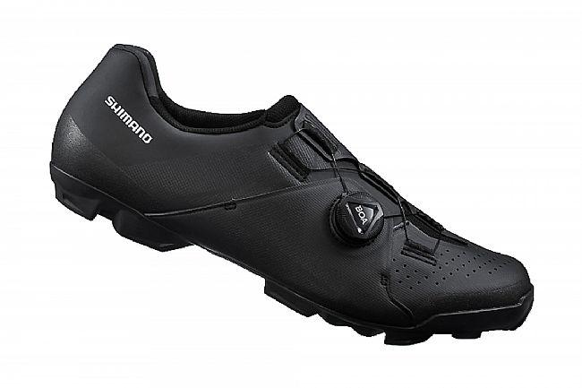 Shimano SH-XC300 Wide MTB Shoe Black