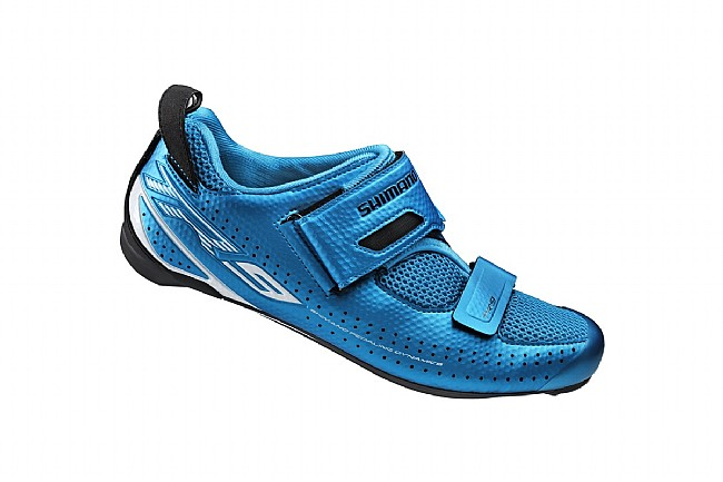 Shimano SH-TR9 Elite Triathlon Racing Shoe Blue