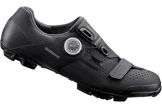 Shimano Mens SH-XC5 MTB Shoe Black