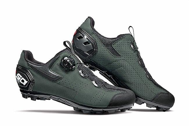 Sidi MTB Gravel Shoe Dark Green