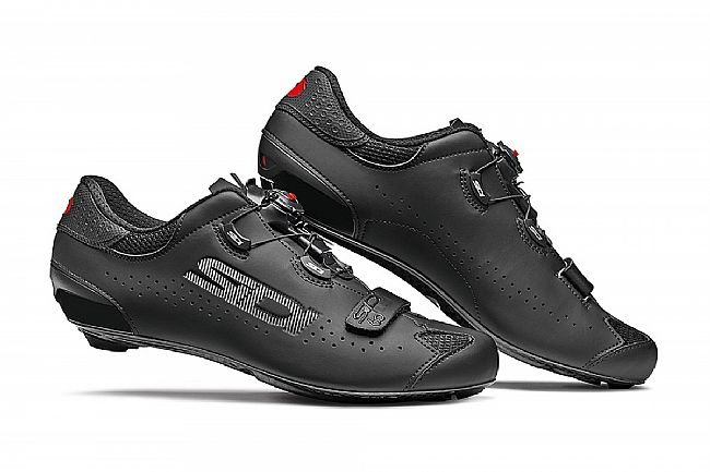 Sidi Sixty Road Shoe Black/Black