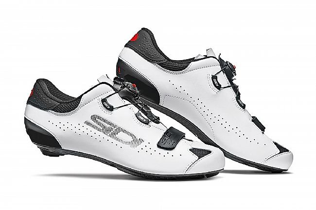 Sidi Sixty Road Shoe Black/White