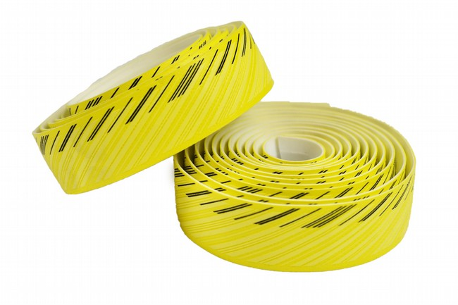 Silca Nastro Cuscino Handlebar Tape Neon Yellow with Black