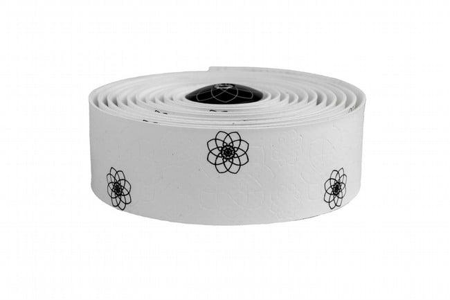 Silca Nastro Fiore Handlebar Tape White with Black