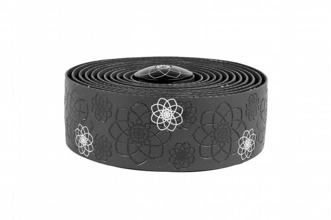 Silca Nastro Fiore Handlebar Tape Black with White