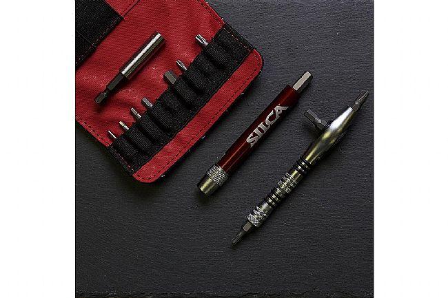 Silca T-Ratchet & Ti-Torque Tool Kit Silca T-Ratchet & Ti-Torque Tool Kit