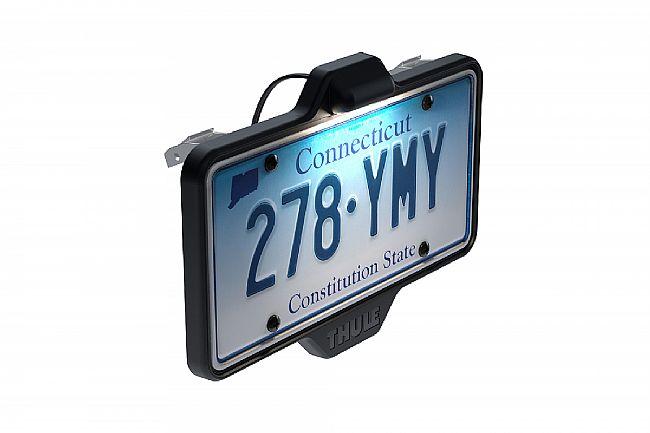 Thule License Plate Holder Thule License Plate Holder