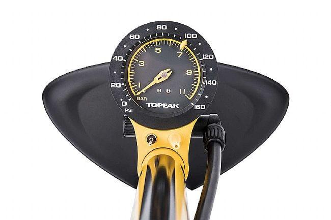 Topeak JoeBlow Sport III Floor Pump Topeak Joe Blow Sport III Floor Pump
