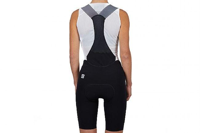 Sportful Womens Total Comfort Bibshort Black
