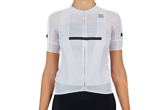 Sportful Womens Evo Jersey White