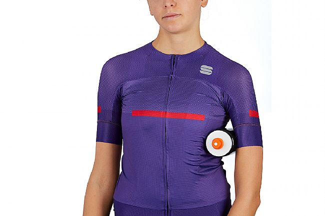 Sportful Womens Evo Jersey Violet