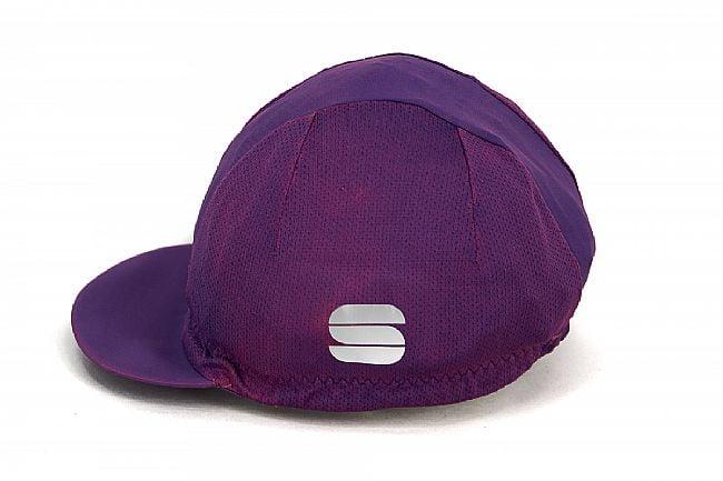 Sportful Monocrom Cap Victorian Purple - One Size