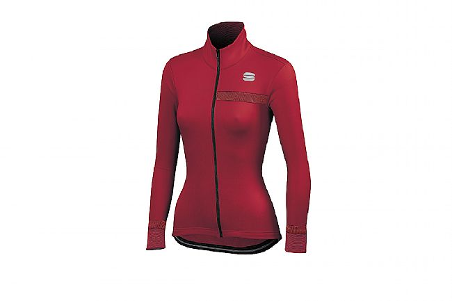 Sportful Womens Giara Softshell Jacket Red Rumba