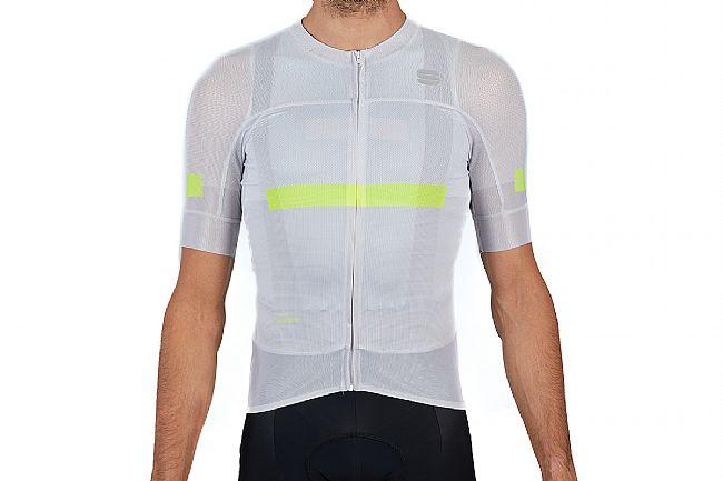 Sportful Mens Evo Jersey White