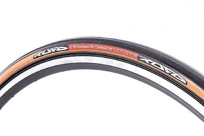 Tufo Hi-Composite Carbon Tubular-Clincher Road Tire Tufo Hi-Composite Carbon Tubular-Clincher Road Tire