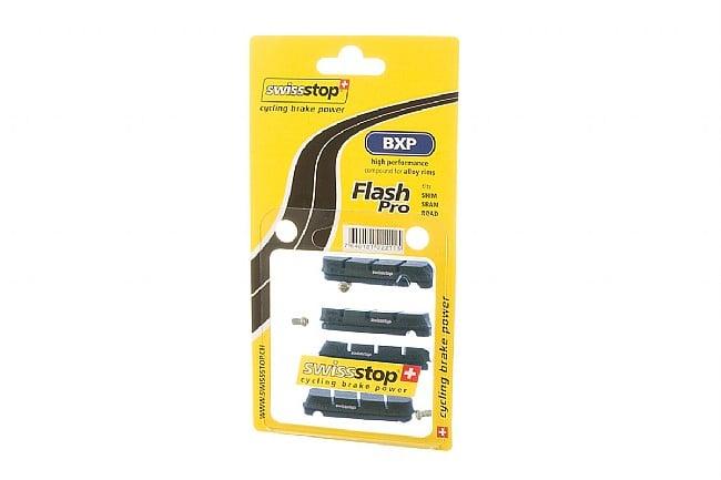 SwissStop FlashPro Shimano Brake Pads - Blue BXP SwissStop FlashPro Shimano Brake Pads - Blue BXP