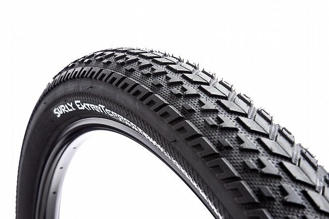 Surly ExtraTerrestrial 27.5 Inch Adventure Tire 27.5 x 2.5 - Black