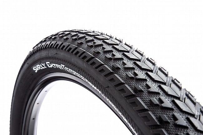 Surly ExtraTerrestrial 29 Inch Adventure Tire 29 x 2.5 - Black