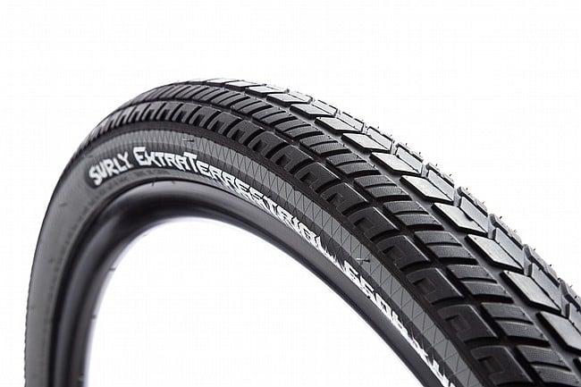 Surly ExtraTerrestrial 650b Adventure Tire 650b x 46mm - Black/Gray