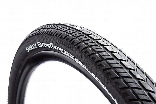 "Surly ExtraTerrestrial 26"" Adventure Tire 26 x 46mm - Black"
