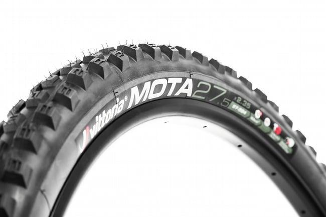 Vittoria Mota G+ TNT 27.5 Inch MTB Tire Vittoria Mota G+ TNT 27.5 Inch MTB Tire