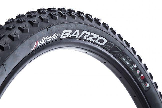 Vittoria Barzo G Tnt 27 5 X 2 6 Mtb Tire At Biketiresdirect