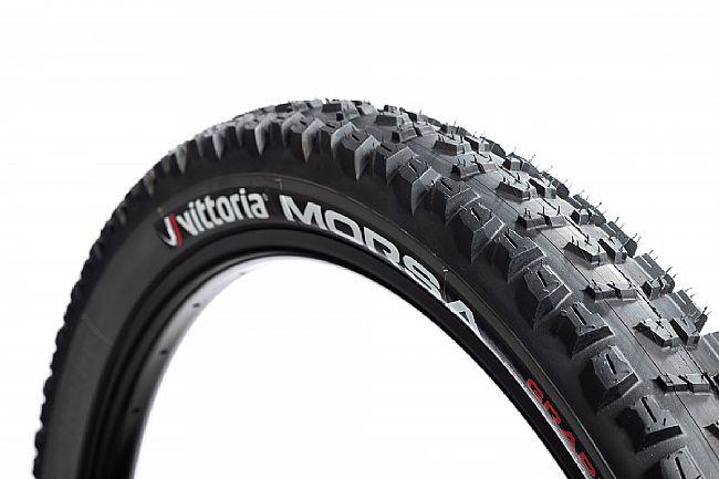 Vittoria Morsa G2.0 27.5 Inch MTB Tire Anthracite