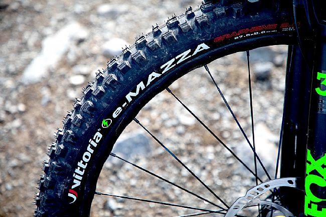 Vittoria e-Mazza 27.5 Inch E-MTB Tire Vittoria e-Mazza 27.5 Inch E-MTB Tire