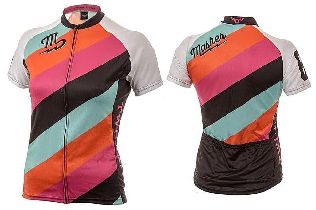 a9725ddf0 Twin Six Womens Masher Jersey at BikeTiresDirect