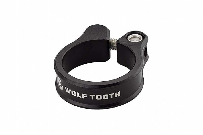 Wolf Tooth Components Seatpost Clamp Black