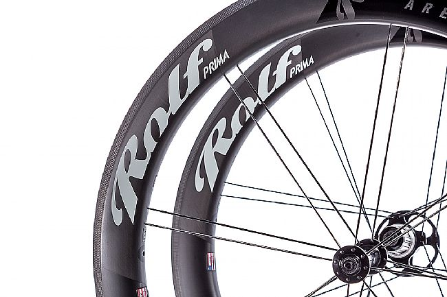 Rolf Prima 2019 ARES6 Carbon Clincher Wheelset Rolf Prima 2019 ARES6 Carbon Clincher Wheelset