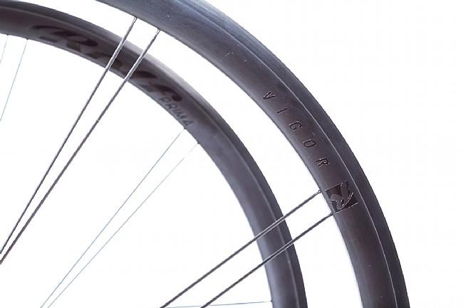Rolf Prima Vigor Alloy Disc Brake Wheelset Rolf Prima 2018 VIGOR Disc Clincher Wheelset