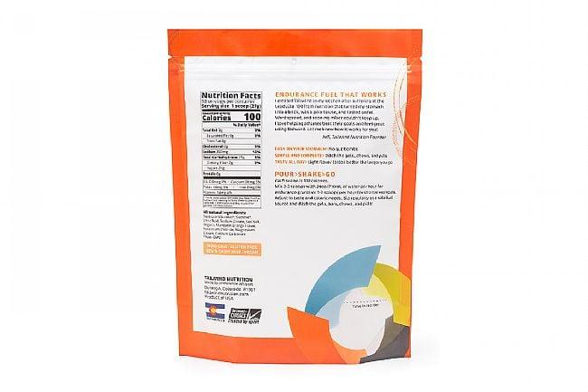 Tailwind Nutrition Endurance Fuel Mandarin Orange Nutrition Facts (50 Servings)